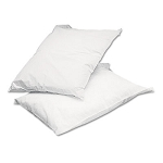 Pillowcases, 21 x 30, White, 100/Carton